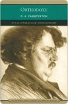 Orthodoxy (Barnes & Noble Library of Essential Reading) - G.K. Chesterton, Steven Schroeder
