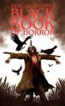 The Seventh Black Book of Horror - Tony Richards, Steve Tem
