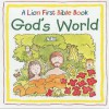 A Lion First Bible - Su Box, Leon Baxter