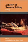 A History of Women's Writing in Italy - Letizia Panizza, Sharon Wood