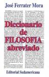 Diccionario de filosofía abreviado - José Ferrater Mora