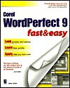 WordPerfect 9 Fast and Easy - Diane Koers