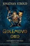 Golemovo oko (Bartimejeva trilogija, #2) - Jonathan Stroud, Vladimir Cvetković Sever