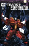 Transformers: Robots in Disguise #23 - Dark Cybertron Part 3 - John Barber, James Roberts, James Raiz, Atilio Rojo, Casey W. Coller
