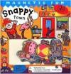 Snappy Town [With 20 Magnets] - Derek Matthews