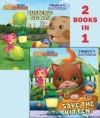 Save the Kitten!/Buster's Big Day (Team Umizoomi) - Random House, Bob Ostrom