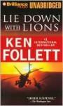 Lie Down with Lions (Audio) - Ken Follett, Jane E. Brody, Larry Brandenburg, Donald Brealey