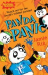 Panda Panic (Awesome Animals) - Jamie Rix
