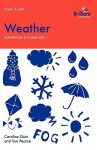 Weather: Activities for 3-5 Year Olds - Caroline Quin, Sue Pearce