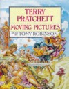 Moving Pictures (Discworld, #10) - Terry Pratchett, Tony Robinson