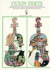 Album Of Violin Duets - Music Sales Corp.