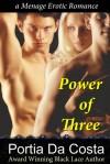 Power of Three - Portia Da Costa