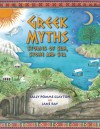 Greek Myths: Stories of Sun, Stone, and Sea - Sally Pomme Clayton, Jane Ray