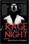 Rage Against the Night - Shane Jiraiya Cummings