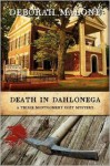 Death In Dahlonega - Deborah Malone