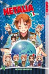 Hetalia: Axis Powers Vol. 4 - Hidekaz Himaruya