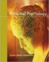 Abnormal Psychology - Susan Nolen-Hoeksema