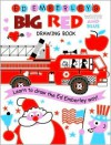 Ed Emberley's Big Red, White, and Blue Drawing Book - Ed Emberley