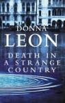 Death in a Strange Country (Commissario Brunetti #2) - Donna Leon