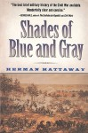 Shades of Blue and Gray - Herman Hattaway