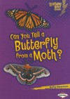 Can You Tell a Butterfly from a Moth? - Buffy Silverman
