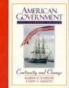 American Government: Continuity and Change, 1997 Alternate Edition - Karen O'Connor, Larry J. Sabato
