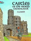 Castles of the World Coloring Book - A.G. Smith