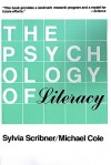 The Psychology of Literacy - Sylvia Scribner, Michael Cole