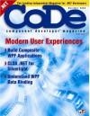 CODE Magazine - 2008 Nov/Dec - Rick Garibay, Sergey Barskiy, Justin Chase, Chad Myers, Rockford Lhotka, Sahil Malik, Brian Noyes, Rod Paddock, Julia Lerman
