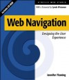 Web Navigation: Designing the User Experience - Jennifer Fleming