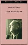 Intransigenze - Vladimir Nabokov, Gaspare Bona