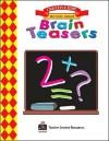 Brain Teasers, Grade 2 Workbook - Michael Levin