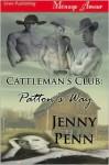 Patton's Way (Cattleman's Club, #1) - Jenny Penn