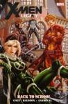 X-Men Legacy: Back to School - Christos Gage, David Baldeón