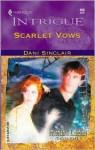 Scarlet Vows (Moriah's Landing) - Dani Sinclair