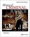 History of Criminal Justice - Mark Jones