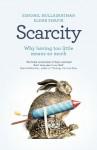 Scarcity: Why having too little means so much - Sendhil Mullainathan, Eldar Sharif