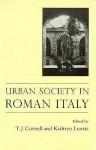 Urban Society In Roman Italy - Tim J. Cornell