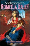 Shakespeare's Romeo and Juliet: The Manga Edition - Adam Sexton, William Shakespeare