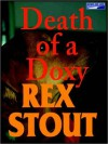 Death of a Doxy (Audio) - Rex Stout, Michael Prichard