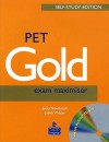 Pet Gold Exam Maximiser - Jacky Newbrook, Judith Wilson