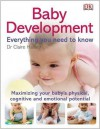 Baby Development: Everything You Need to Know - Claire Halsey