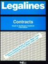Legalines: Contracts: Adaptable To Fifth Edition Of Murphy Casebook - Gloria A. Aluise