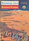 The Magazine of Fantasy and Science Fiction, October 1967 - Edward L. Ferman, Isaac Asimov, J.G. Ballard, Avram Davidson, Samuel R. Delany, Fritz Leiber, Richard McKenna, Joseph W. Ferman