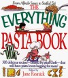 The Everything Pasta Book - Jane Parker Resnick
