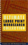 Ultimate Large Print Wordsearch Collection - Parragon Inc.