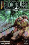 Bloodquest Ii: Into The Eye Of Terror (Warhammer 40,000) - Gordon Rennie, Colin MacNeil