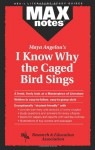 I Know Why the Caged Bird Sings (MAXNotes Literature Guides) - Anita Price Davis, English Literature Study Guides