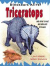Triceratops and Other Horned and Armored Dinosaurs (Dinosaurs Alive!) - Jinny Johnson, Graham Rosewarne