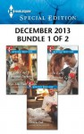 Harlequin Special Edition December 2013 - Bundle 1 of 2: A Cold Creek Christmas SurpriseThe Maverick's Christmas BabyAn Early Christmas Gift - RaeAnne Thayne, Victoria Pade, Susan Crosby